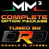 MM3 Tuner Complete Option Package Tuned by Double R Diesel.