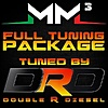 MM3 Tuner Full Tuning Package Tuned by Double R Diesel.
