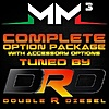 MM3 Tuner Complete Option Package With Accessory Option Tuned by Double R Diesel.