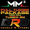 MM3 Tuner Full Tuning Package Tuner Only Tuned by Double R Diesel.